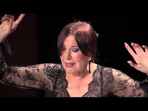 Clase Magistral de Blanca del Rey en el Teatro Galileo de Madrid - YouTube