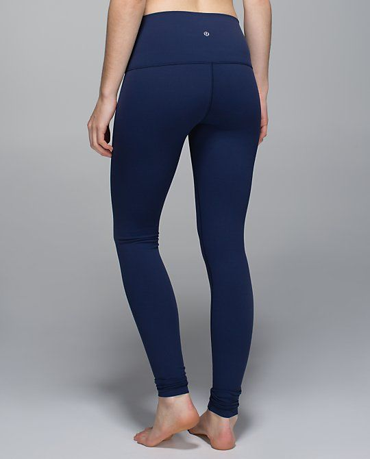 Wunder Under Pant *Full-On Luon (Roll Down) | Lululemon