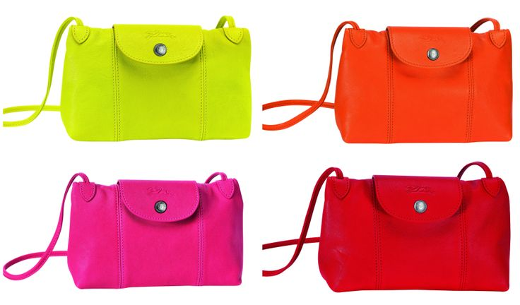 Longchamp 2014 #galeriamokotow #longchamp #trends #2014 #bags #fashion #galmok #musthave