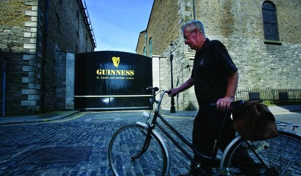 St. James Gate - Guinness Brewery - Offers the Best View of Dublin City & the Best Pint of Guinness!