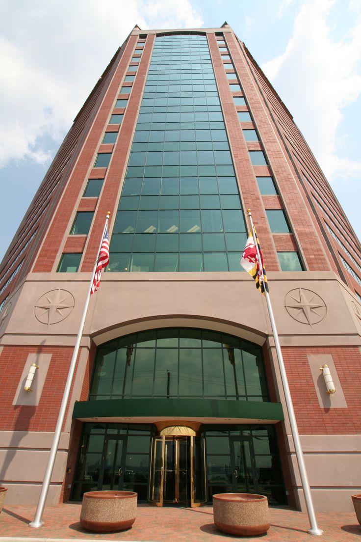 Canton Crossing Tower - Baltimore, Maryland #VersaBrixM #ShockeyPrecastGroup #AriumArchitects #Precast