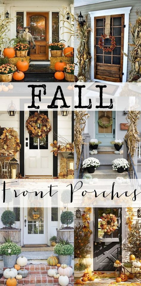 Check out all these amazing Fall front porches for tons of inspiration. (scheduled via http://www.tailwindapp.com?utm_source=pinterest&utm_medium=twpin&utm_content=post195769777&utm_campaign=scheduler_attribution)