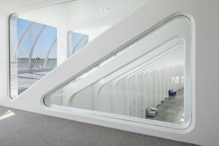 Santiago Calatrava designed first building at Florida Polytechnic University