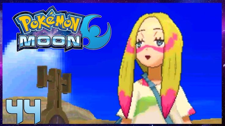 Pokemon Moon Part 44 VAST PONI CANYON! Gameplay Walkthrough ( Pokemon Su...