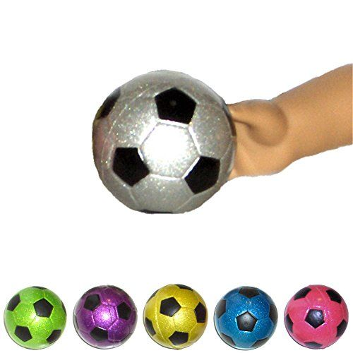 ONE Soccer Ball For Doll  Made to Fit American Girl Soccer Ball  18 Inch Doll Soccer Accessories ** Be sure to check out this awesome product.Note:It is affiliate link to Amazon.