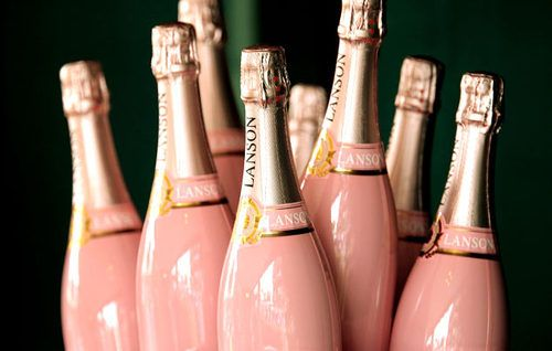 <3: Pop Bottle, Champagne Bottle, Wedding Color, Bachelorette Parties, Pink Champagne, Girls Night, Pink Drinks, Blushes, Fields