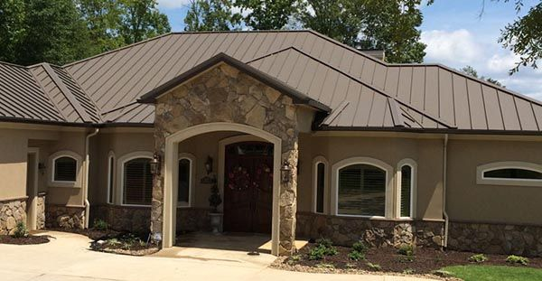 Best How To Choose The Best Metal Roof Color For Your House 400 x 300