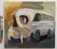 Ben Quilty. Auto Manic