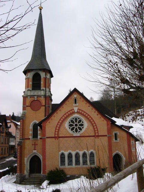 Triberg im Schwarzwald (Schwarzwald-Baar-Kreis) BW DE