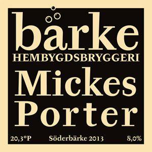 Mickes Porter