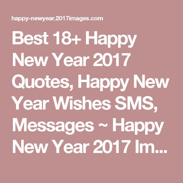 New Year Sms Quotes: 1000+ Ideas About New Year Wishes On Pinterest