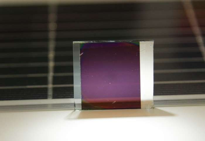 PolyU develops novel efficient and low-cost semitransparent perovskite solar cells with graphene electrodes