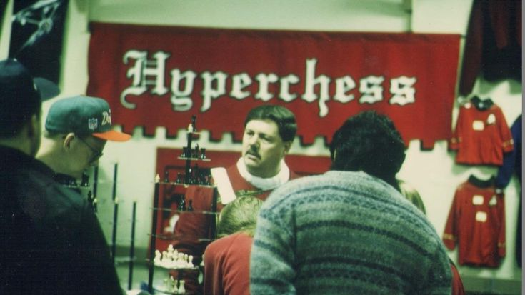 The Story of 'Hyperchess,' a 3D Chess Game Inspired by Star Trek - Motherboard