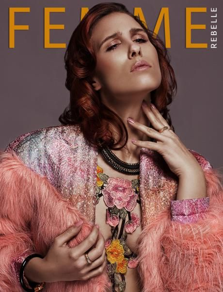 Femme Rebelle Magazine - Book 1 - April 2017