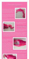 MLP Plushie Tutorial: The Ladder Stitch by *MLPPlushies on deviantART