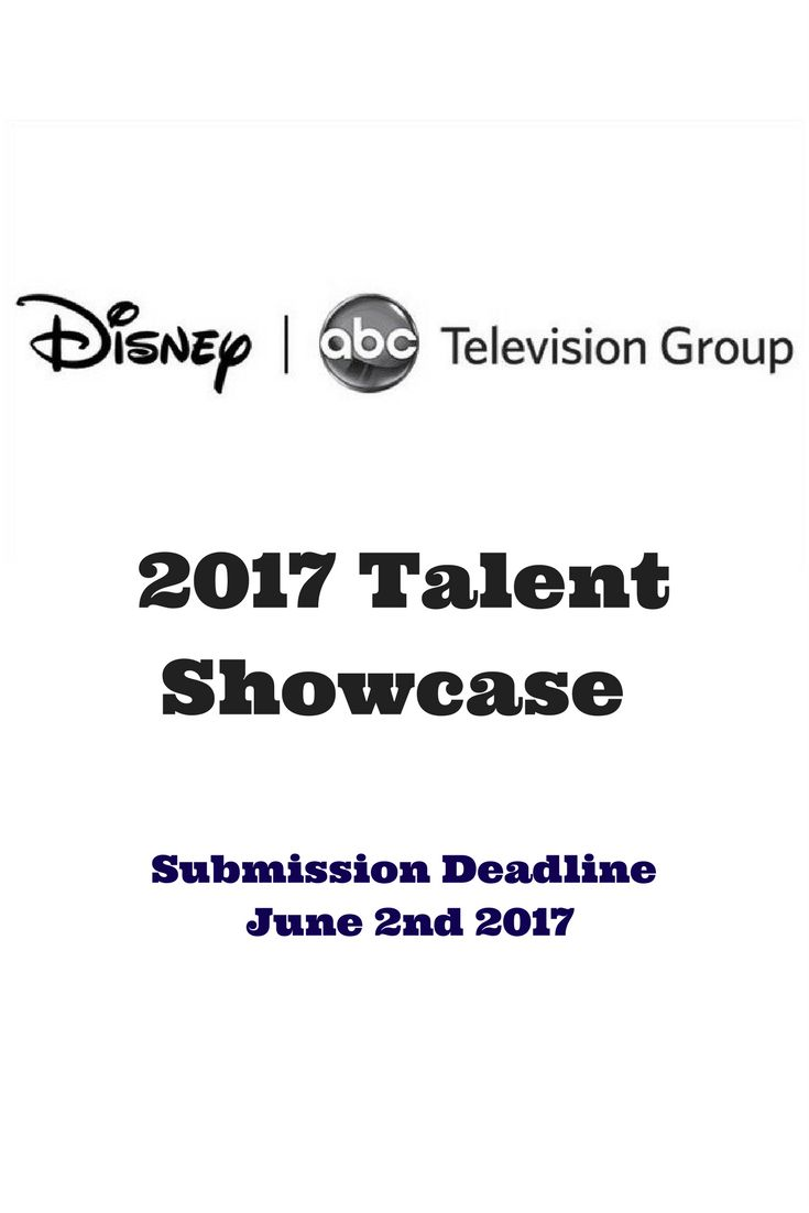Submissions are now being accepted for the 2017 ABC Discovers Talent Showcase.  LA and NYC, now is your chance to showcase your writing talent!