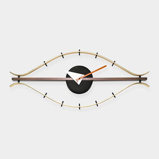 86 best images about clocks on pinterest swiss rail clock and philippe starck. Black Bedroom Furniture Sets. Home Design Ideas