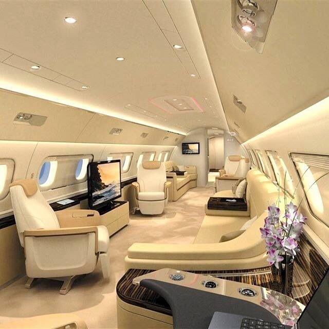 private jet..... #luxury lifestyle #flyinstyle ==>>…
