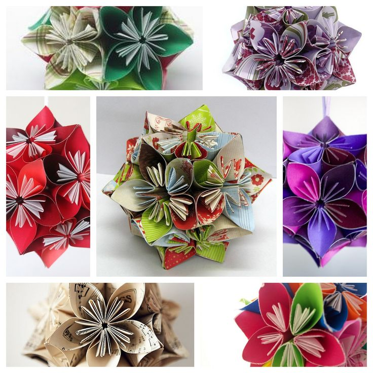 Christmas Paper Crafts For Adults | Artfull Crafts: Christmas Countdown - 3 weeks to go! Table Decorations
