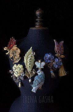 "Коллекция ""Весна/Все цвета радуги"" - Сайт irenagasha"