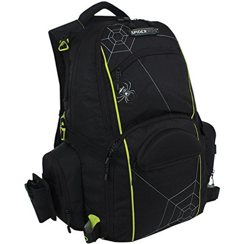 30 best spiderwire images on pinterest t shirts at for Fishing backpack amazon