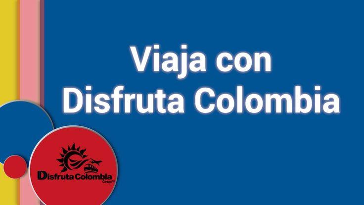 Con #disfrutacolombia viaja a diferentes destinos y conoce los maravillosos lugares que te harán vivir una gran experiencia #vamonospues