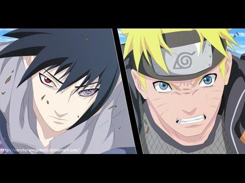 Naruto vs Sasuke Batalla Final En El Valle del Fin (Español Latino) Batalla Completa HD SHIPPUDEN - YouTube