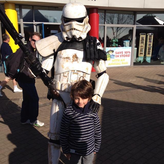 Lego Land Star Wars Day