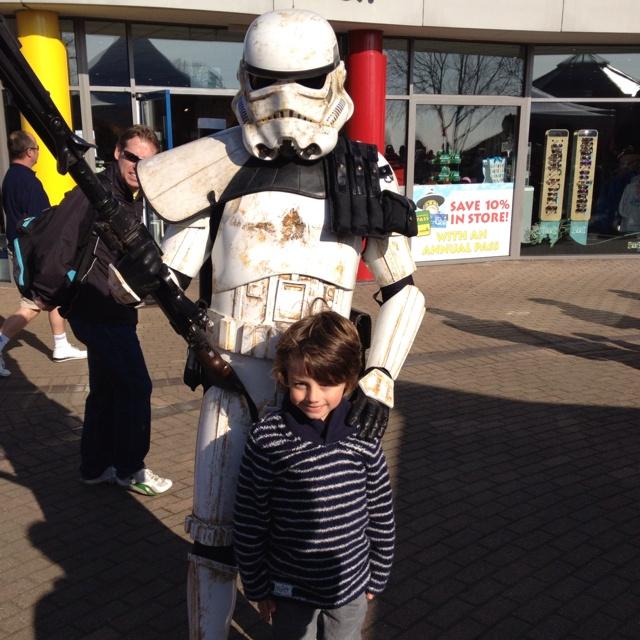 Lego Land Star Wars Day