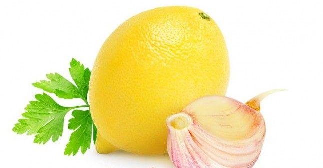 Limon ve Sarımsaktaki İnanılmaz Mucize