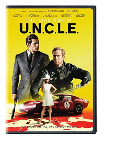 The Man From U.N.C.L.E.- During the coldwar, CIA agent Solo and KGB agent Kuryakin team up to stop an international criminal organization from destabilizing the fragile balance of power and creating a worldwide catastrophe. (PG-13)