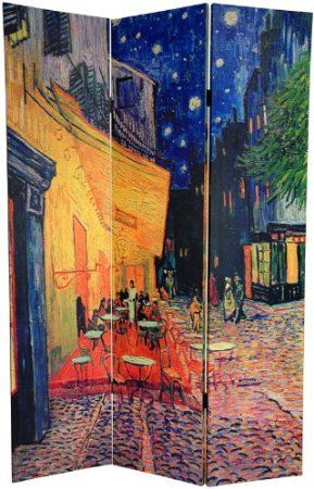 best art van gogh starry nights images starry  oriental furniture best van gogh wall art prints largest biggest 6 feet van gogh