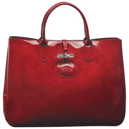 Cabas L - Roseau Box - Sacs - Longchamp - Aubergine - Longchamp France, €420