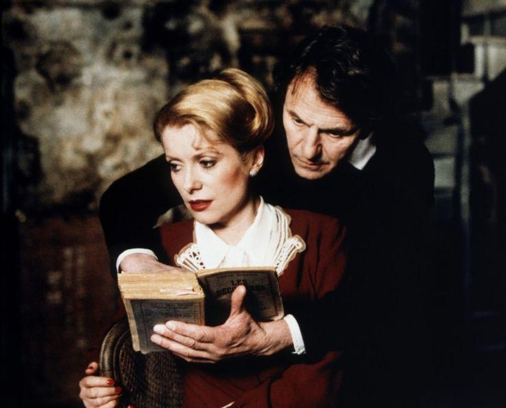 Lucas et Marion Steiner alias Heinz Bennent et Catherine Deneuve  Le Dernier métro de François Truffaut (1980)