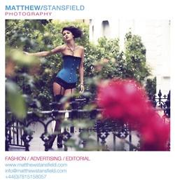 Lingerie editorial  Model: Ana TanakaStylist: Geraldine GeoghanMua: Gemma SuttonHair: Mark Power  Location: Kensington, LondonFor more information about my work:www.matthewstansfield.cominfo@matthewstansfield.com07815158057