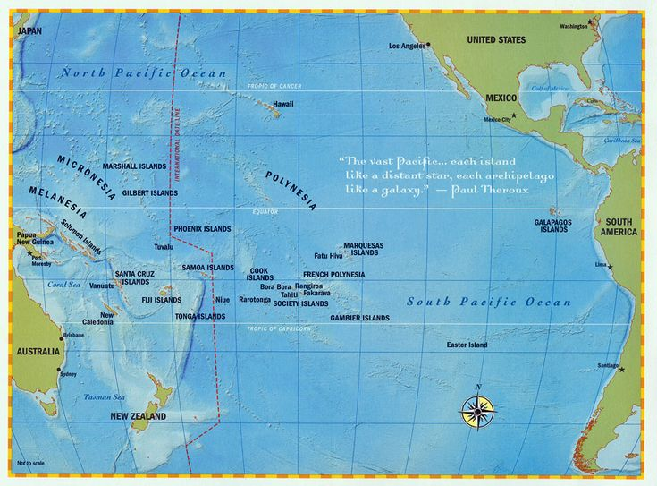 Best Pacific Rim Images On Pinterest Pacific Rim Landscapes - Map of us a hawaii and easter island