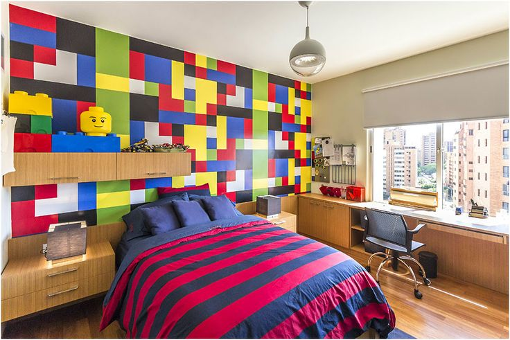 lego bedroom wallpaper - Google Search