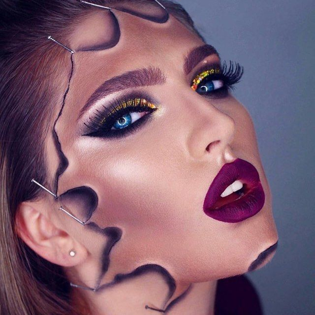 "11 Likes, 1 Comments - Beauty Tutorials15 (@beauty_tutorials15) on Instagram: ""This is amazing ➡️. @beauty_tutorials15 ・・・ #smokeyeyes #smokeyeyesmakeup #smokeyeyestutorial…"""
