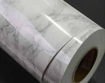 Granite Marble Effect Film SAMPLE 0.5 m by verryberrysticker