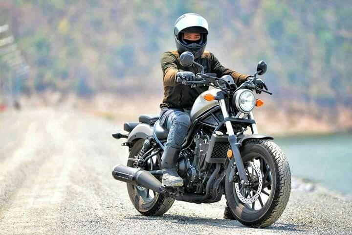 It Name In Thailand Is Honda Rebel500 Cmx500