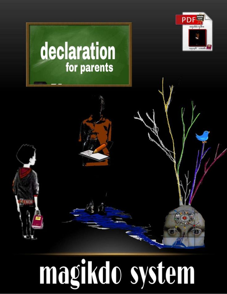 P6- Declaration of parent by Magikdo Basketmz via slideshare