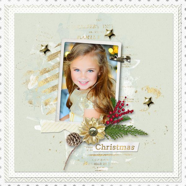 """Christmas Joy"" Collection + Free Gift by Palvinka Designs http://www.thedigichick.com/shop/Palvinka-Designs/ save 65% photo Maria Kasilova use with permission"