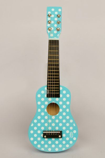 Not really a home decor item but as I can't play a guitar it will be in my case!