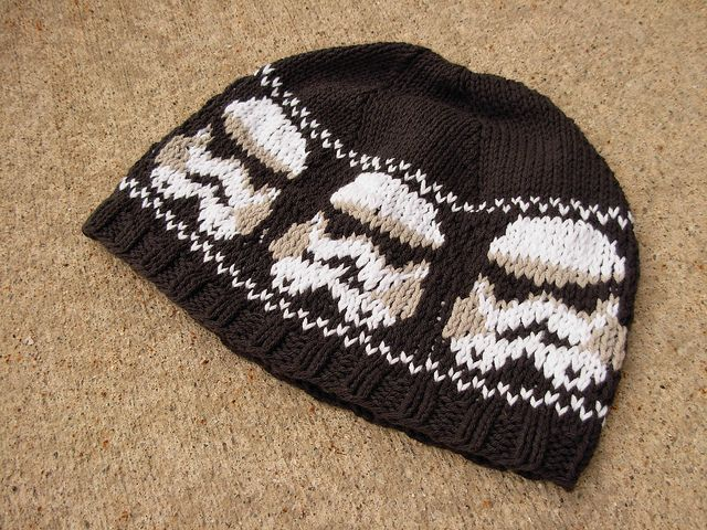 Ravelry: myjewelthief's Another StormTrooper Hat
