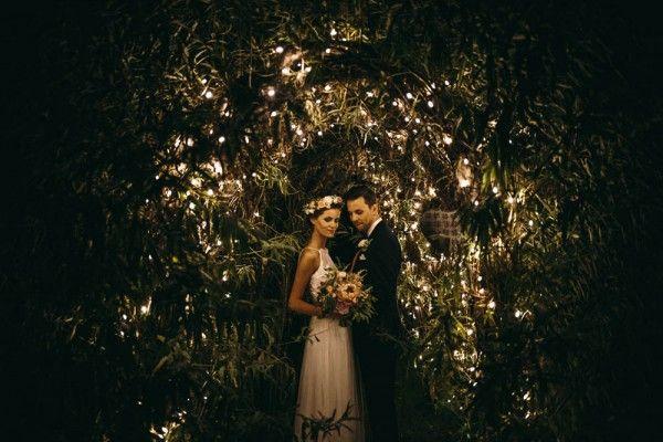Romantic Rustic Polish Wedding at Wierzbowe Ranczo