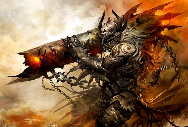 Guild Wars 2 Wallpaper.■ For more videos  & pictures go to: http://gamesmmo.tumblr.com ■