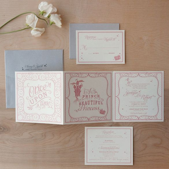 28 images tri fold wedding program template falling leaves tri