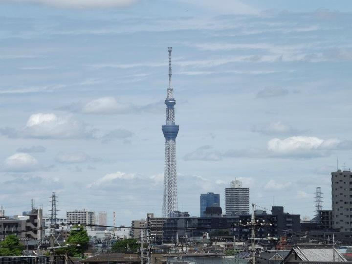 Tokyo Sky Tree. Jun.10.2012