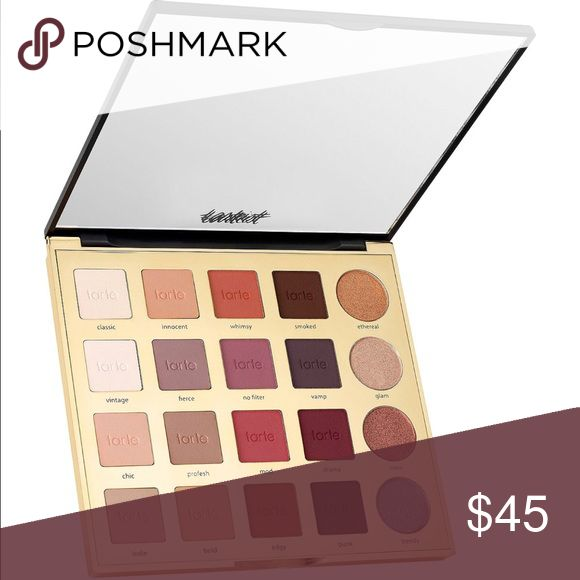 TARTE Tarteist Palette Gently used!  ***Reasonable offers welcome*** tarte Makeup Eyeshadow