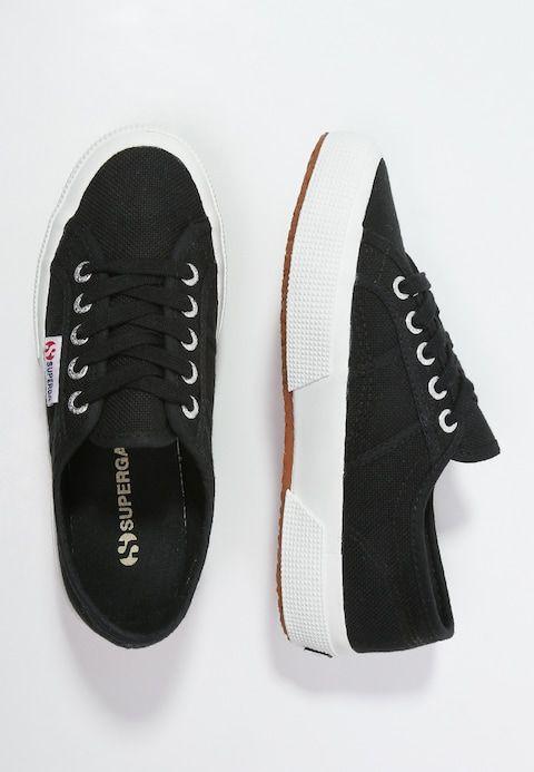 f9e558f34f CLASSIC - Sneakersy niskie - black White   Zalando.pl 🛒 w 2019 ...
